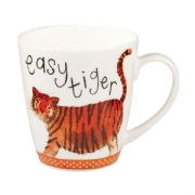 Alex Clark Sparkle Easy Tiger Mug